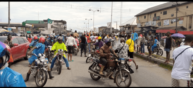 Controversy trails planned Phase II #EndSARS protest in Ughelli