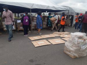 INEC begins distribution of sensitive materials ahead of Ondo poll amidst tight security