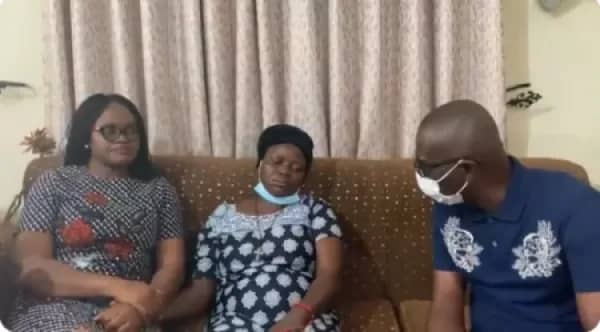 #EndSARS: Sanwo-Olu visits family of victim killed by police in Sululere protest