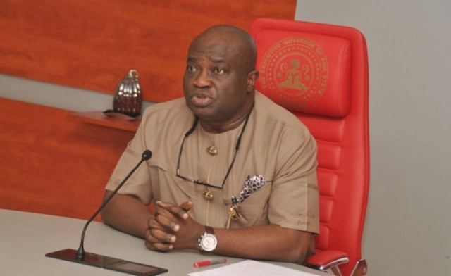 Ikpeazu to commission three roads in Aba Friday
