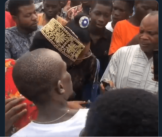 Duncan Mighty joins #EndSARS protesters in Port Harcourt