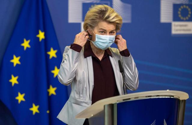EU to sign deal for up to 160 million Moderna vaccine doses