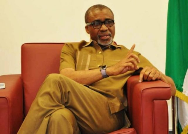 Infrastructure: Stop unending excuses, emulate Wike's example, Abaribe tells FG