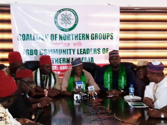 'You have failed Nigerians as leaders' ― CNG, Igbo leaders tell Buhari, Govs