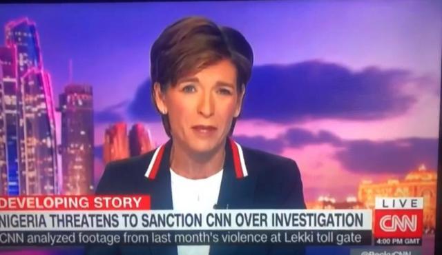 CSO flays CNN on Lekki protest report