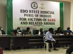 Edo Judicial of Inquiry