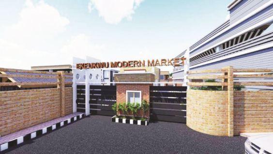 Ekeukwu market comes alive again