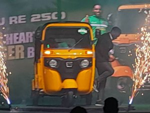 Bajaj RE250 Superkeke settles in Nigeria