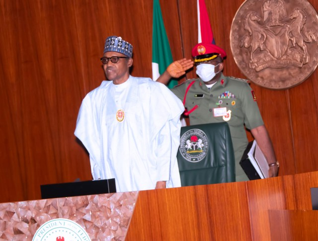 We must respect our people ― Buhari