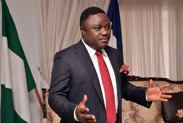 Cross River meets owners of vandalised property