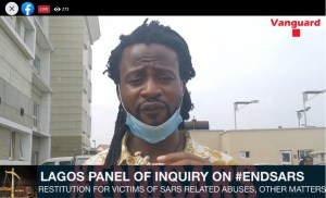 VIDEO: #EndSARS protesters speak on encounter with army during protest
