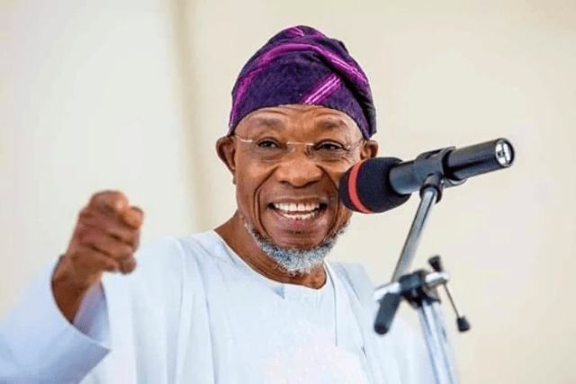I didn't disturb you, don't disturb Oyetola, Oyinlola tells Aregbesola