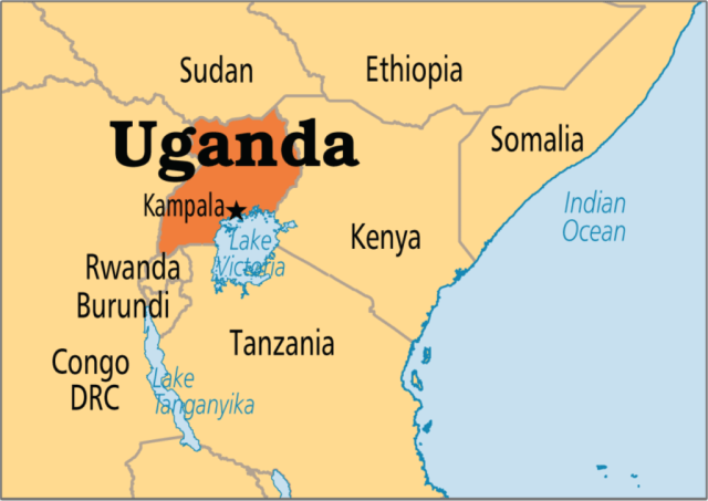 32 killed as overloaded truck carrying mourners collides with 4 vehicles in Uganda