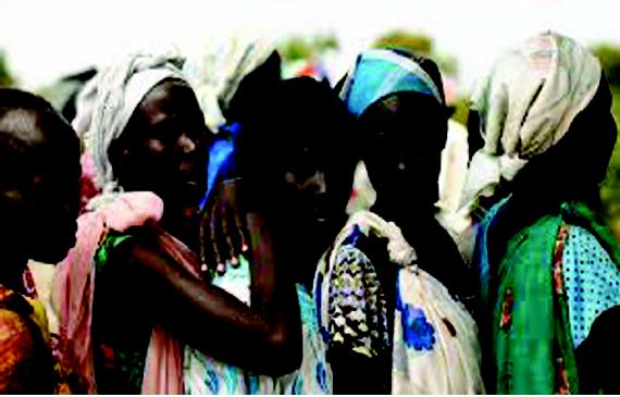 Nigerian women: Endangered species