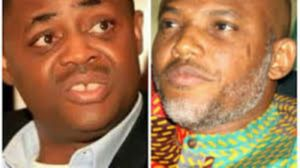fani kayode and Nnamdi kanu