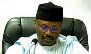 Yakubu assumes office in INEC for second term