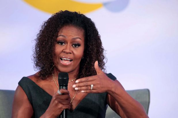 Michelle Obama slams Donald Trump for being egoistic
