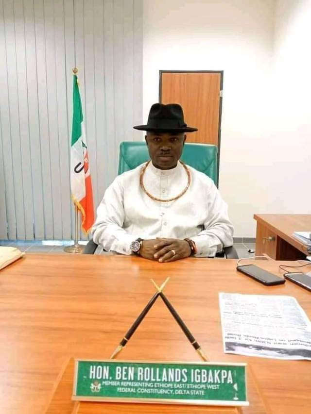 INSECURITY: Buhari won't do much without sacking service chiefs – Rep Igbakpa