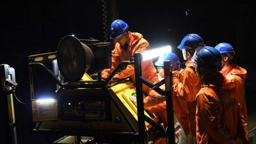 18 dead after carbon monoxide leak in China coal mine