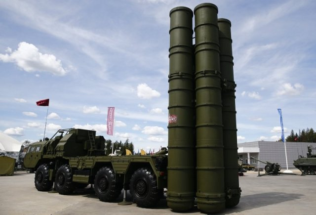 US imposes sanctions on Turkey over purchase of Russian missiles