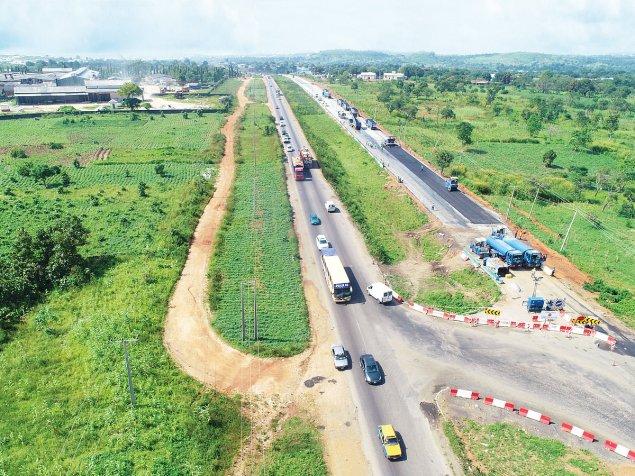 Driving on opposite lane banned on Kaduna-Abuja Road