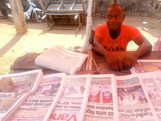 How ASUU strike turned me to A newspaper vendor ― Student