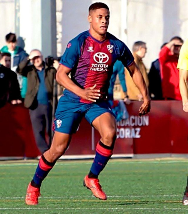 Kevin Omoruyi makes victorious Copa del Rey debut for Huesca