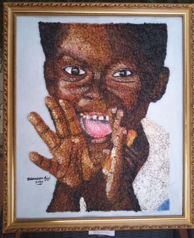 Tolulope debuts with Stonism art movement – Vanguard News