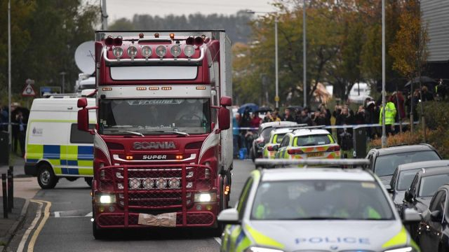 Two men guilty of killing 39 Vietnamese migrants found in lorry