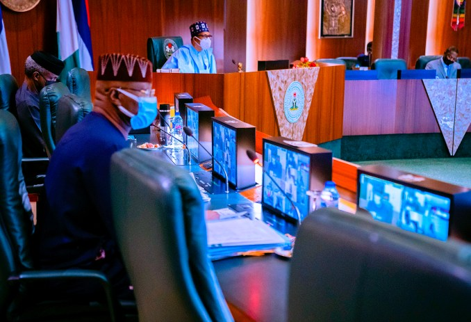 Executive Council meeting