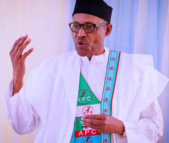 Elites not interested in rating but harassing my govt ― Buhari