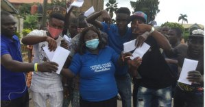 Arise empowers #ENDSARS protestants with cash gift
