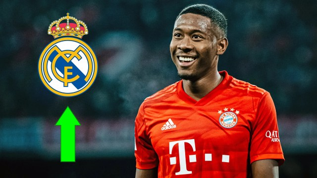 Alaba reaches agreement to join Real Madrid on five-year deal