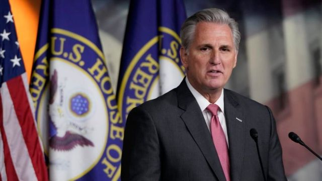 Kevin McCarthy Admits Trump 'Bears Responsibility' for Capitol Attack — but Still Won't Vote to Impeach