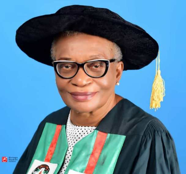 NAS inducts Professor Braide as first female president