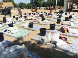 Boko Haram victims in Gubio
