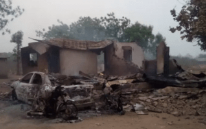 Northern elders condemn burning of Sarkin Fulani's Oyo home