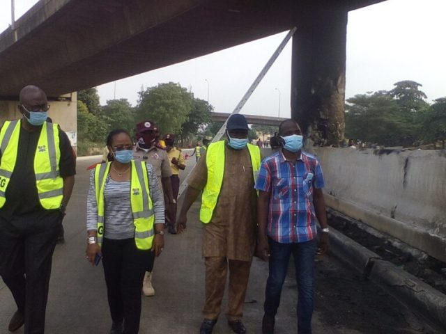 FG warns public against using Airport Road Flyover