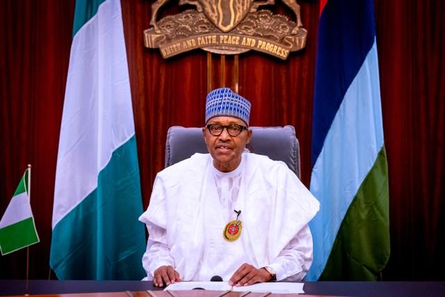 Buhari New Year Day speech