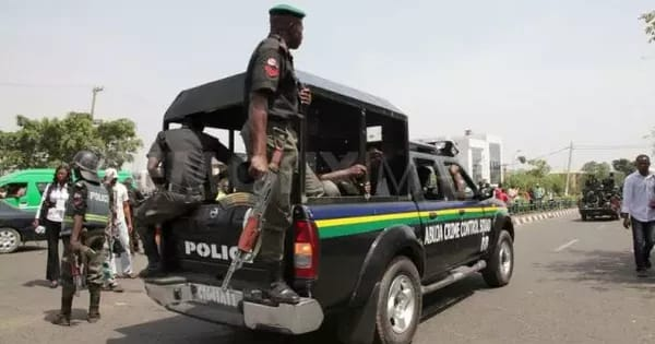 Police nab cop for carting away rifles from MOPOL base in Abia