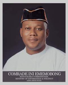 Akwa Ibom to complete all projects critical to completion agenda — Ememobong