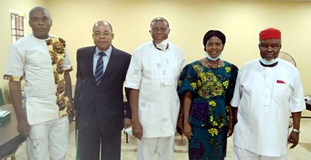 Maduike, Onwuka others inaugurated as Trustees of IRUKA Centre