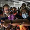 South African women turn to guns to fight rape, murder scourge