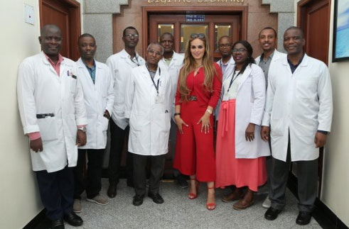 World Cancer Day: Merck Foundation, African First Ladies unite against cancer