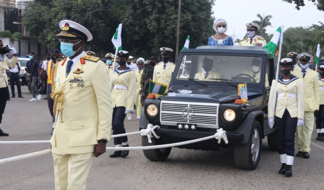 Former CNS, Ibas, pulls out of Military, declares 5yrs of stewardship