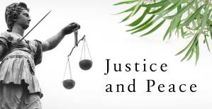 Justice begets peace