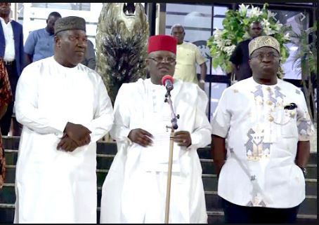 Regional security outfit: Ndigbo knock South East governors over delay