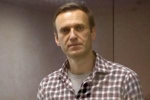 Jailed Kremlin critic Navalny on hunger strike over medical care