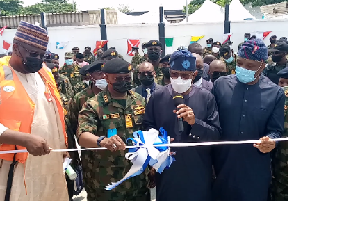 FG bridging infrastructure gaps in military formations - Mamora