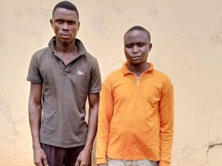 Herbalist, bricklayer arrested over killing of housewife and her Son for Money ritual